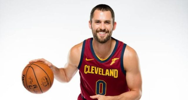 Is Kevin Love Married to a Wife or has a Girlfriend? Who is his Dad, Family?