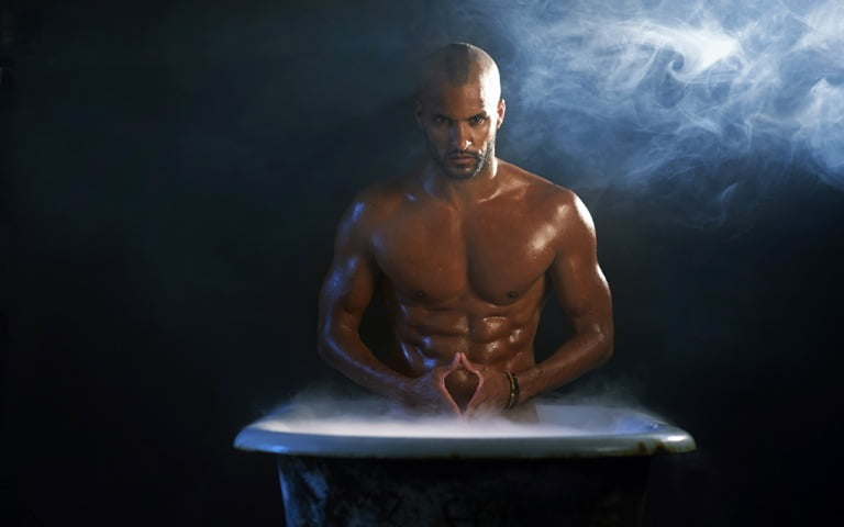 Ricky Whittle Wife, Ethnicity, Height, Age, Girlfriend, Parents, Is He Gay?