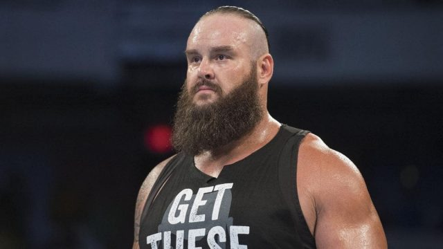 Braun Strowman – Wife, Height and Age, Girlfriend or Partner