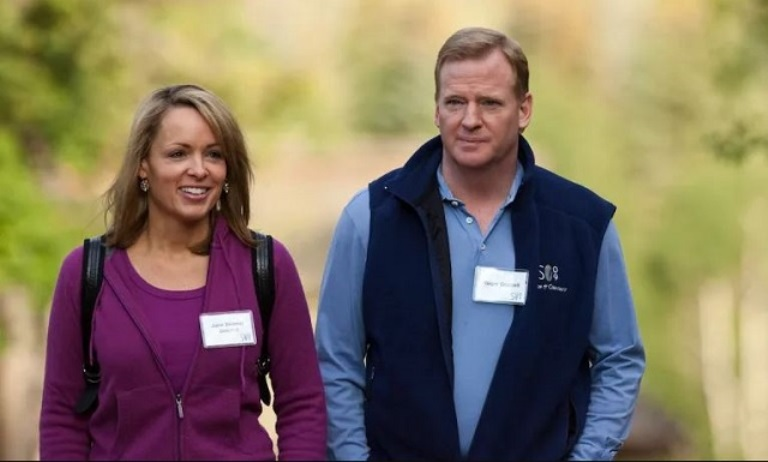 Jane Skinner, Roger Goodell's Wife Bio, Family & All About The News Anchor