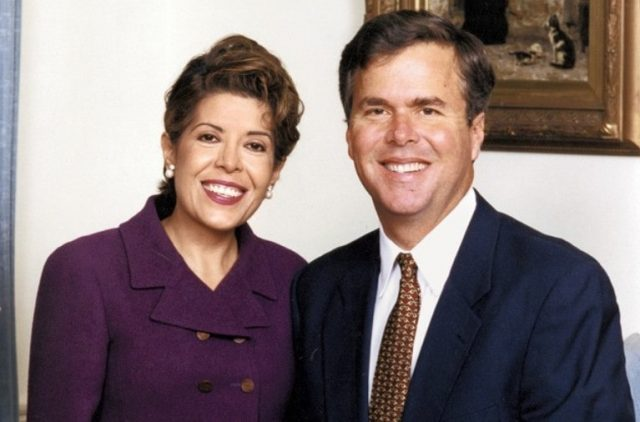 Who is Columba Bush 'Jeb Bush's Wife'? – 6 Facts You Need to Know