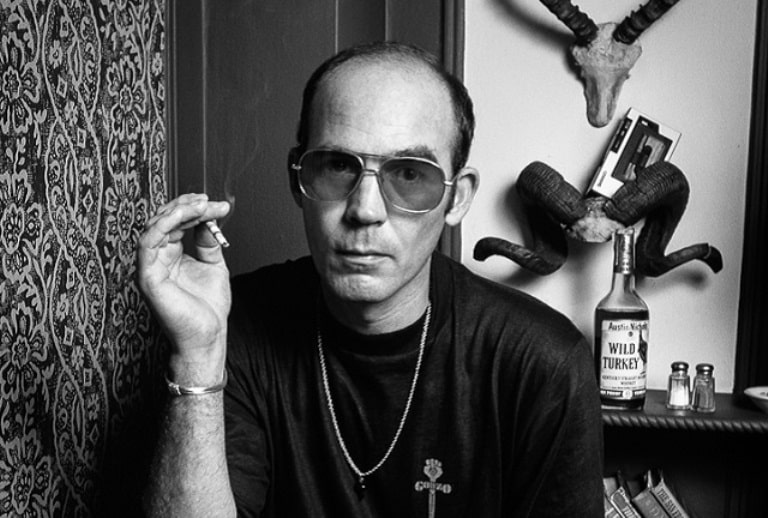Hunter S Thompson Books, Movies, How and When Did He Die?