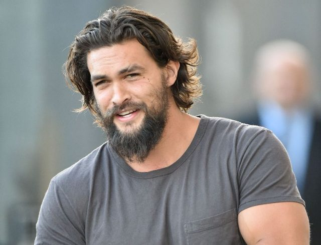 Jason Momoa Wife and Kids, Parents & Family Life