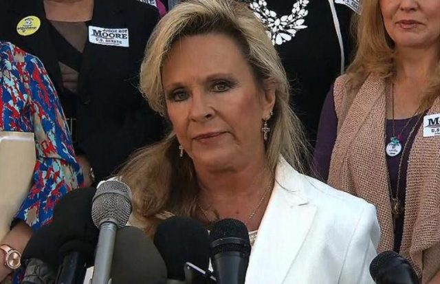 Who is Kayla Moore and How Old is She? Here are Facts About Roy Moore's Wife