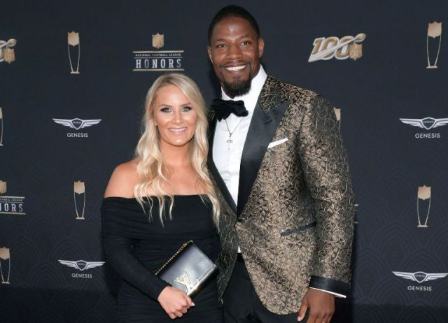 Meghan Brock Bio, Family & Everything About David Johnson's Wife