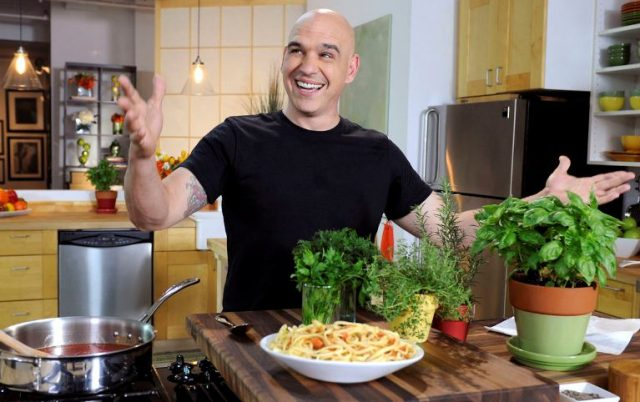 Michael Symon's Net Worth and How He Makes Money From Food Reality Shows