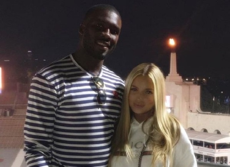 Viviana Volpicelli Bio, Family and Other Facts About Nelson Agholor's Girlfriend