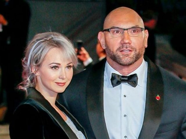 Sarah Jade Bio, Age and Everything About Dave Bautista's Wife