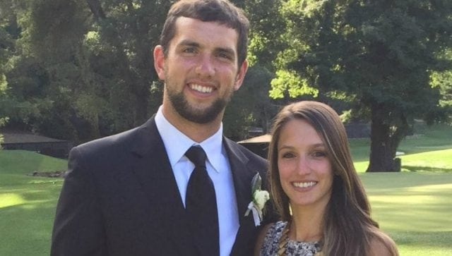 Andrew Luck Biography, Net Worth, Salary, Relationships And Family Life