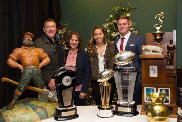 Connor Cook Biography, Sister, Dad And Family Life Of The NFL Quarterback