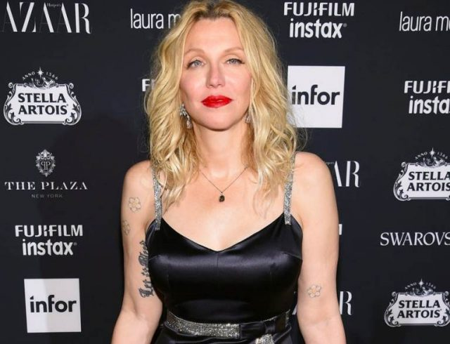 Courtney Love's Ex Boyfriends List: Who Is She Dating, Dated Or Married