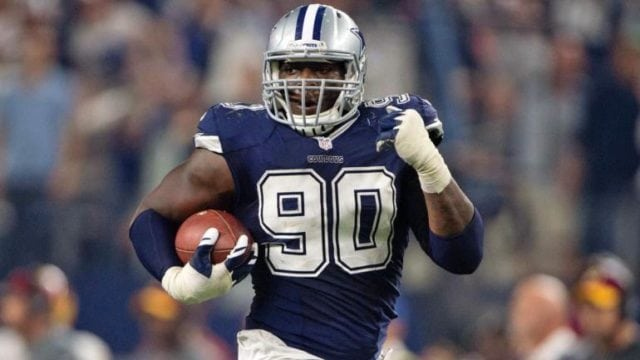 Demarcus Lawrence Bio, Height, Weight, Measurements, NFL Career