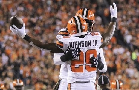 Who Is Duke Johnson? Here's Everything You Need To Know About Him
