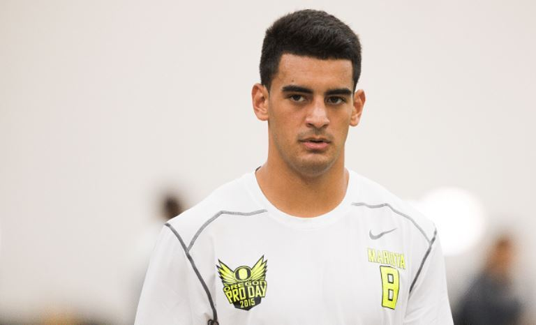 Marcus Mariota Bio, Injury Update, Career Stats, Girlfriend and Family