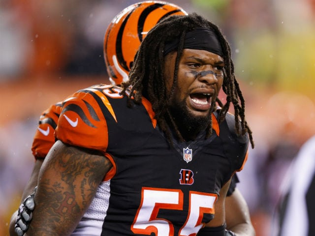 Vontaze Burfict: 5 Facts You Need To Know About Him, His Wife, Salary