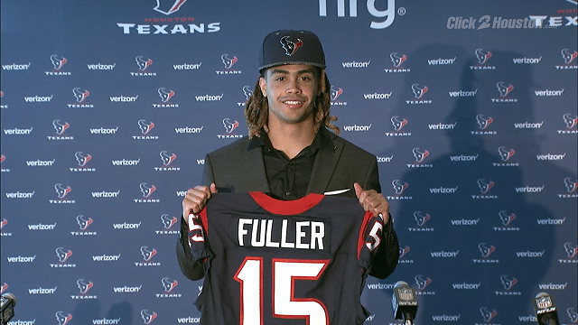 Who Is Will Fuller, His Stats, Draft Profile, Height, Weight And Family Life