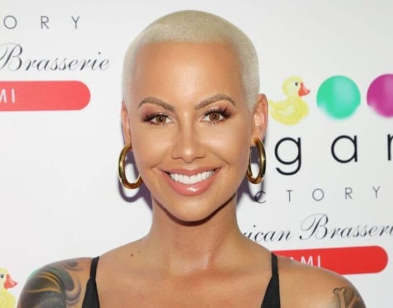 Amber Rose Biography, Net Worth, Age, Height, Parents and Relationships