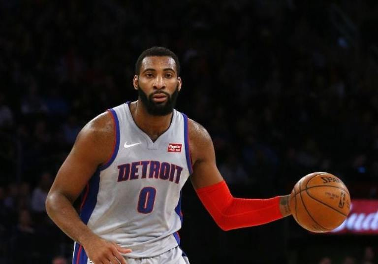Andre Drummond Bio, Career Stats, Girlfriend, Height and Weight