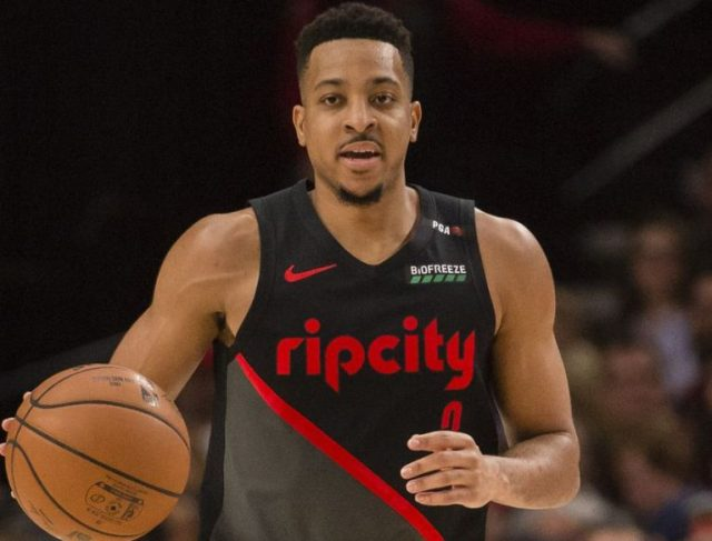 CJ McCollum Height, Weight, Girlfriend, Wife, Brother