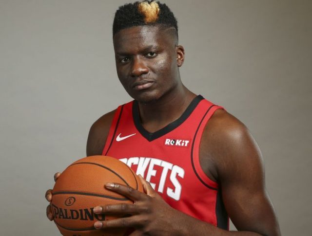 Clint Capela Height, Weight, Age, Salary, Biography, Other Facts