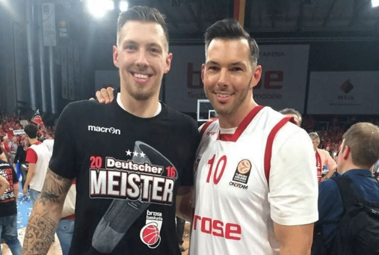 Daniel Theis Biography, Career Stats, Age, Height And Family