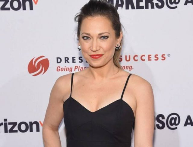 Who is Ginger Zee, What is Her Salary, Husband, Baby and Family Facts?