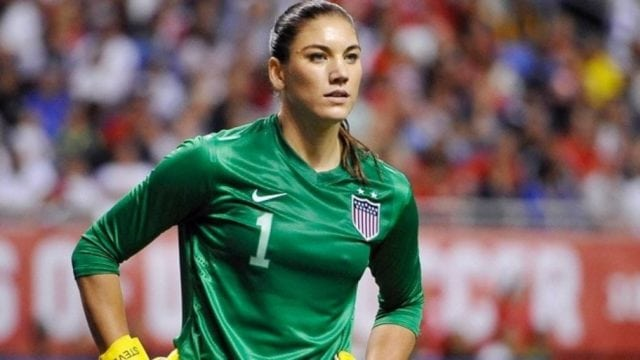 Who is Hope Solo's Husband, What is Her Net Worth and Salary