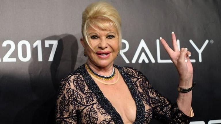 Where Is Ivana Trump (Donald Trump's Ex-Wife), What Is She Doing Now?