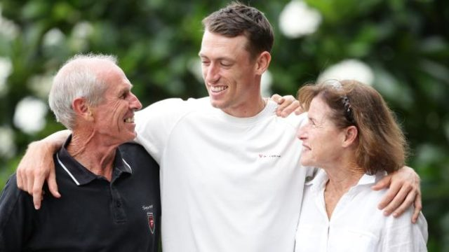 Who Is John Millman? His Height, Weight, Measurements, Family, Bio