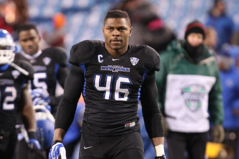 Khalil Mack Biography, Age, Height, Weight, Career Stats and Salary