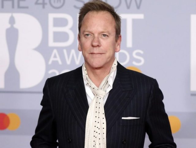 Kiefer Sutherland Bio, Net Worth, Height, Wife, Daughter and Family Facts
