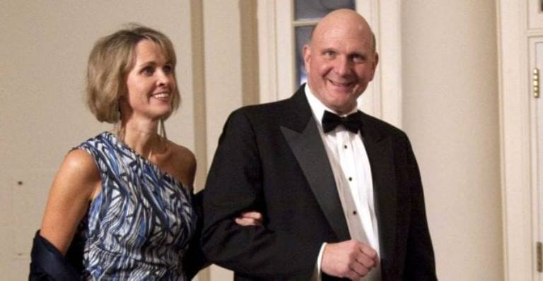 Steve Ballmer Wife (Connie Snyder), Family, Height, Weight, Bio