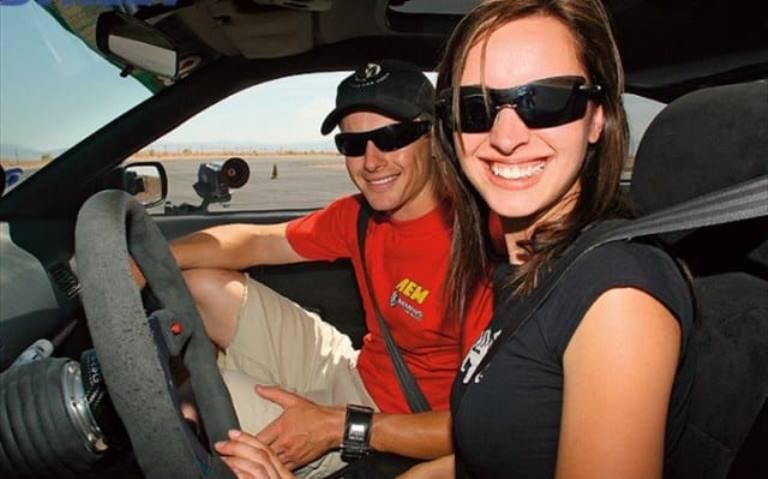 Who is Tanner Foust? His Wife, Girlfriend, Daughter, Height