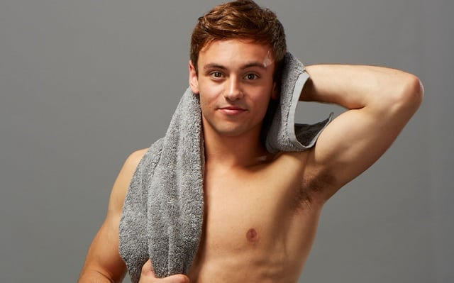 Is Tom Daley Gay, Who Is His Husband – Dustin Lance Black?