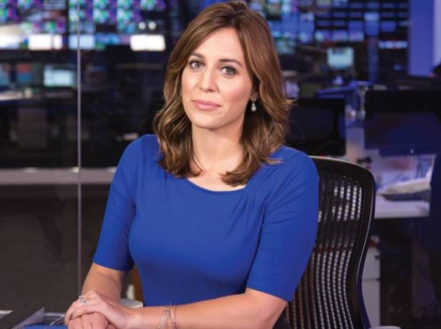 Hallie Jackson Married, Wedding, Husband, Measurement, Age