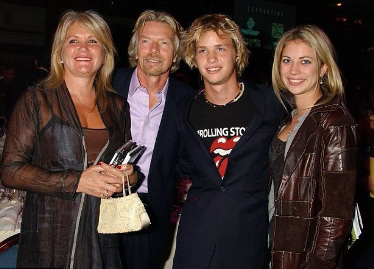 Meet Joan Templeman (Richard Branson's Wife) – How Did They Meet?