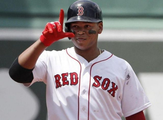 Rafael Devers Biography, Age, Height, Weight, Other Facts